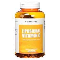 Dr. Mercola Liposomal Vitamin C - 3 Month Supply