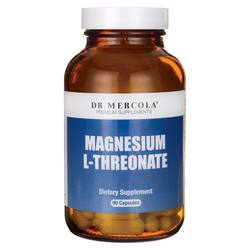 Dr. Mercola Magnesium L-Threonate