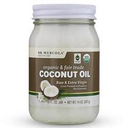 Dr. Mercola Organic Extra Virgin Coconut Oil