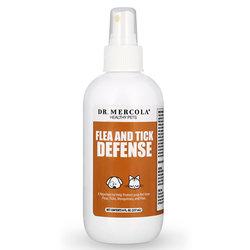 Dr. Mercola Natural Flea and Tick Defense