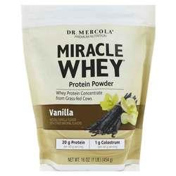 Dr. Mercola Miracle Whey Vanilla