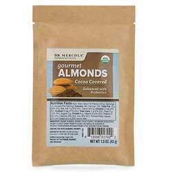 Dr. Mercola Organic Almonds-Cocoa Covered