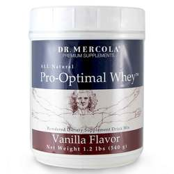 Dr. Mercola Pro-Optimal Whey Vanilla