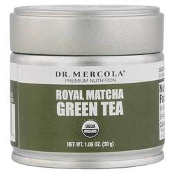 Dr. Mercola Royal Matcha Green Tea