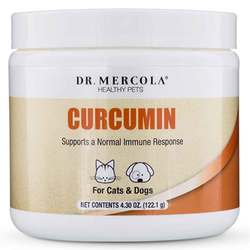 Dr. Mercola Curcumin for Pets
