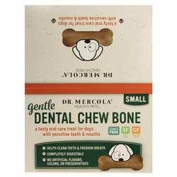 Dr. Mercola Gentle Dental Bones (Small Dog)