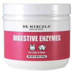 Dr. Mercola Healthy Pet Digestive Enzymes