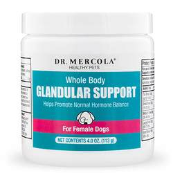 Dr. Mercola Whole Body Glandular Support for Pets- Female