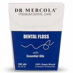 Dr. Mercola Dental Floss
