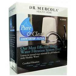 Dr. Mercola Countertop Drinking Filter