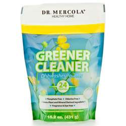 Dr. Mercola Greener Cleaner Dishwasher Pods
