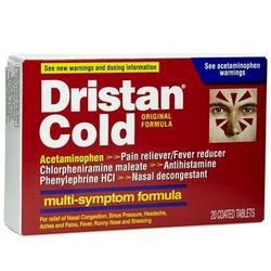 Dristan Original Cold Formula