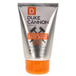 Duke Cannon Working Man's Face Wash