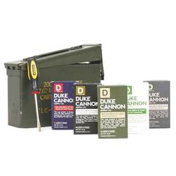 Duke Cannon U.S. Military Field Box Pack