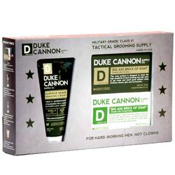 Duke Cannon Tactical Grooming Supply Gift Set