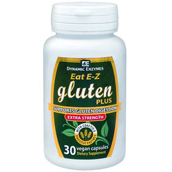 Dynamic Enzymes Gluten Plus