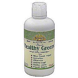 Dynamic Health Laboratories Healthy Greens Liquid
