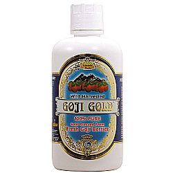 Dynamic Health Laboratories Organic Goji Gold