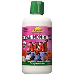 Dynamic Health Laboratories Organic Acai Juice Blend