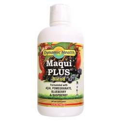 Dynamic Health Laboratories Maqui Plus Juice Blend