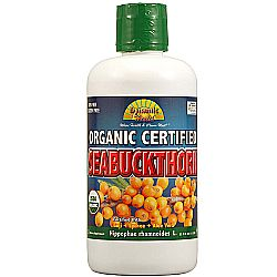 Dynamic Health Laboratories Organic Sea Buckthorn Juice Blend