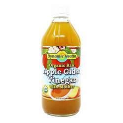 Dynamic Health Laboratories Apple Cider Vinegar with Mother