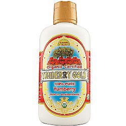 Dynamic Health Laboratories Organic Yumberry Gold