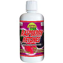 Dynamic Health Laboratories Raspberry Ketones Juice Blend