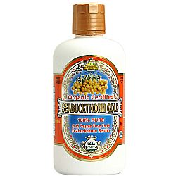 Dynamic Health Laboratories Organic Seabuckthorn Gold