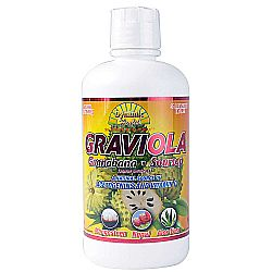Dynamic Health Laboratories Graviola Liquid with Guanabana