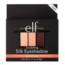 E.L.F Sculpting Silk Eyeshadow Rose All Day