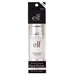 E.L.F Mineral Infused Face Primer Clear