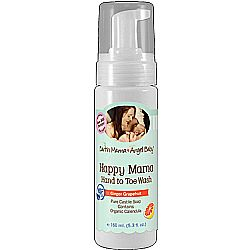 Earth Mama Angel Baby Happy Mama Hand to Toe Wash
