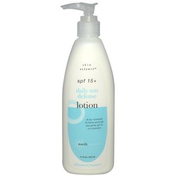 Earth Science Daily Sun Defense Lotion