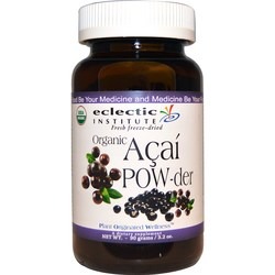 Eclectic Products Organic Acai POW-der
