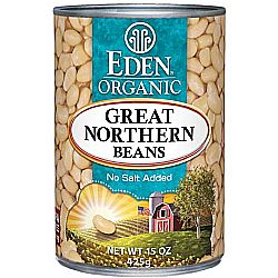 Eden Foods Organic Canned Beans