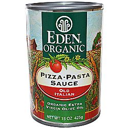 Eden Foods Organic Pizza-Pasta Sauce