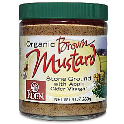 Eden Foods Organic Brown Mustard