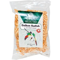 Eden Foods Daikon Radish Sun Dried and Sliced