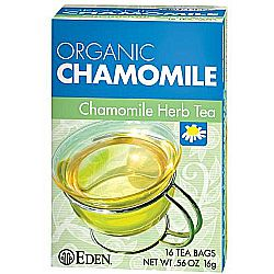 Eden Foods Organic Chamomile Herb Tea