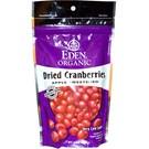 Eden Foods Organic Dried Cranberries