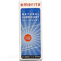Emerita Natural Lubricant
