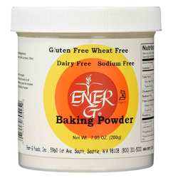 Ener-G Foods Gluten Free Baking Powder