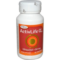 Enzymatic Therapy ActivLife Q10 50 mg