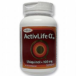 Enzymatic Therapy ActiveLife Q10 100 mg