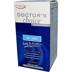 Enzymatic Therapy Doctors Choice for 50-Plus Men