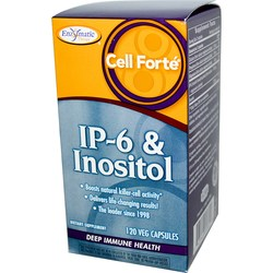 Enzymatic Therapy Cell Forte with IP-6  Inositol