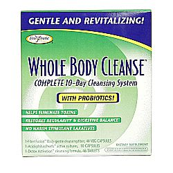 Enzymatic Therapy Whole Body Cleanse Complete 10 Day System