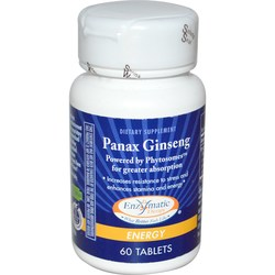 Enzymatic Therapy Panax Ginseng