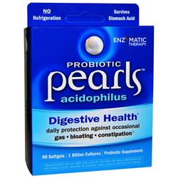 Enzymatic Therapy Probiotic Pearls Acidophilus